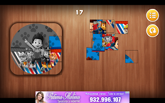 Paw Puppy Patrol Puzzle - screenshot thumbnail 08