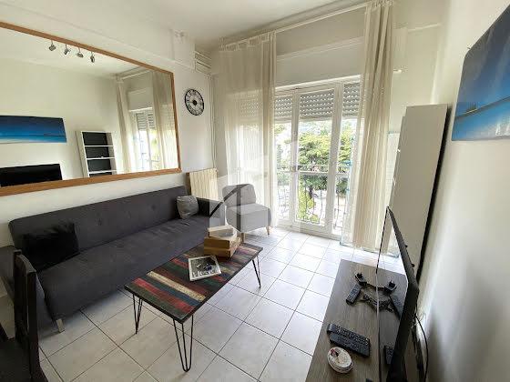 Location appartement meublé 3 pièces 45,17 m2