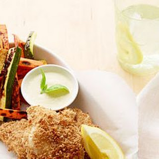 Crunchy Fish and Veggie Chips