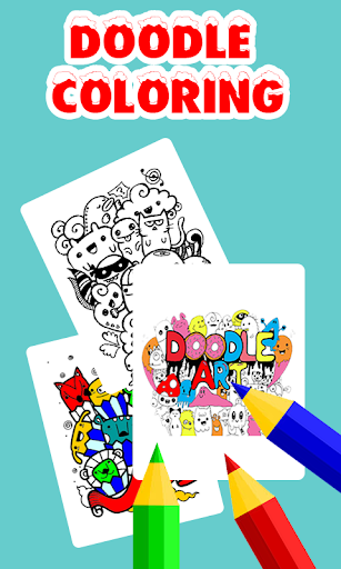 Doodle coloring pages doodle invasion coloring pages book free.