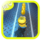 Banana Rush : Minion Adventure Legends Rush 3D