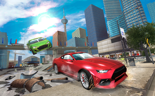 Car Driving Simulator Drift  screenshots 8
