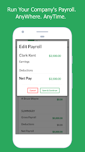 Simon: 3-Click Paperless Payroll- screenshot thumbnail