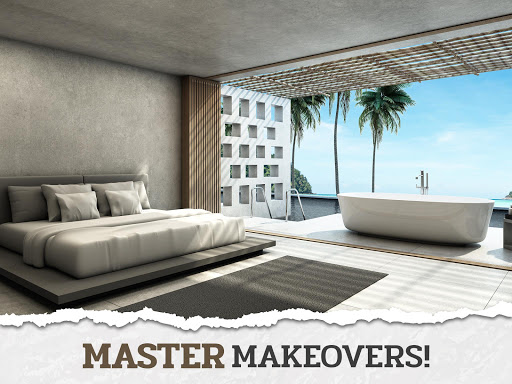 Design My Home Makeover: Words of Dream House Game modavailable screenshots 4