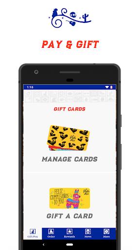 Screenshot for El Pollo Loco - Loco Rewards in United States Play Store
