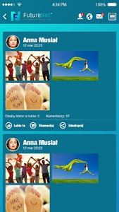 FutureNet your social app screenshot 3