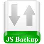 JS Backup – Restore & Migrate Icon