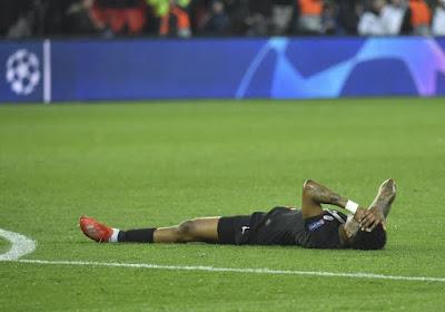"""Presnel Kimpembe (PSG) se confie après l'élimination contre Manchester United : """"On a pris ce match à la légère"""""""