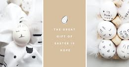 The Great Gift of Easter - Easter item