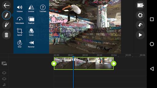 Apl editor vídeo PowerDirector screenshot 2