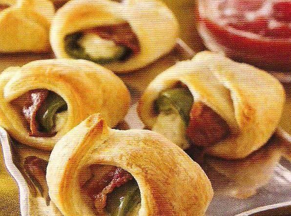 Bacon Chile Rellenos