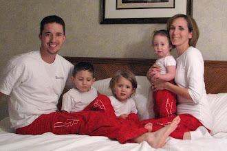 Photo: Beyeler Family pajamas