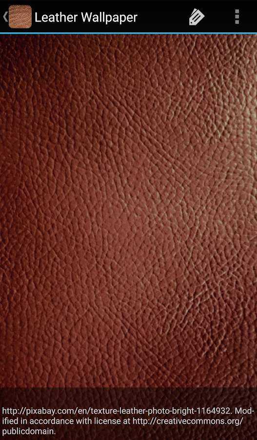 Leather Wallpaper- screenshot