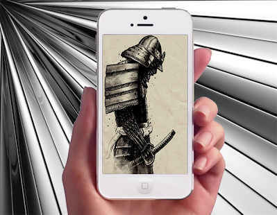 Amazing Samurai Image - náhled