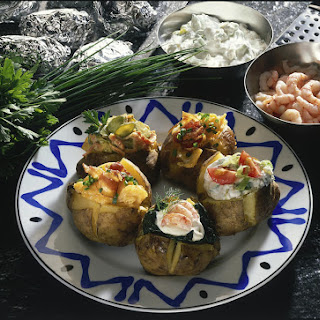Stuffed Potatoes.