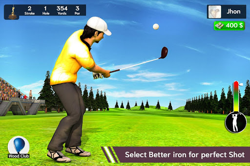 Play Golf Championship Match 2019 - Golfing Game 1.5 androidtablet.us 1