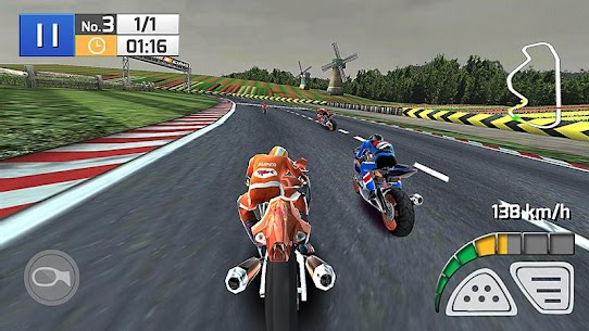 Real Bike Racing Mod 1.0.9 Apk [Unlimited Money] 1
