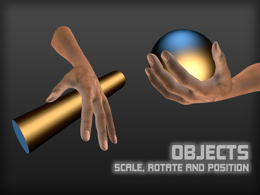 Hand Draw 3D Pose Tool FREE screenshot
