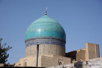 Photo: Day 164 - Dome of the Mir Arab Madrasah in Bukhara