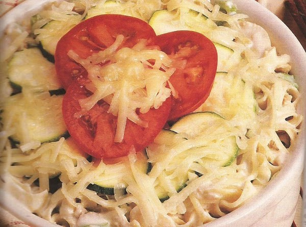 Layered Tuna Casserole Recipe