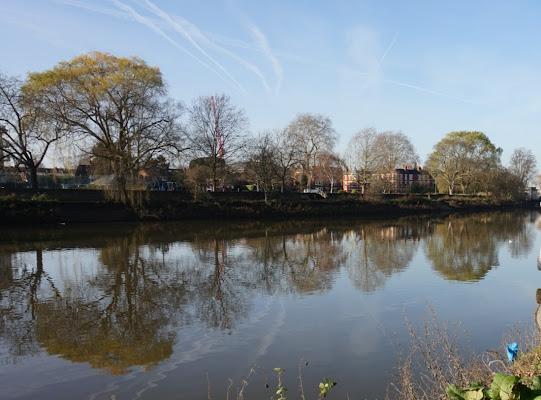 Riflessioni sul Thames  di patsie_1506