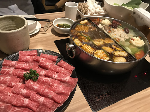精緻麻辣鍋,最愛銷魂麵