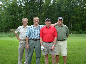 Photo: Lee Mosely, Doug Breckenridge, Drew McDougall, Gary Hartmann