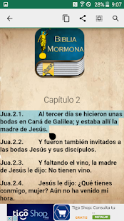 Biblia Mormona: Biblia Sud Sagrada Biblia Mormon - náhled