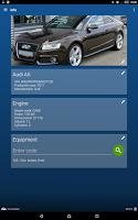 Screenshot of OBD11 PRO Car OBD2 scanner OBD
