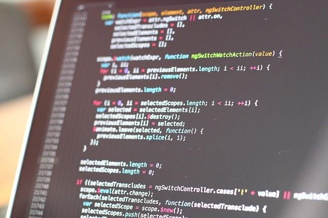 JavaScriptコードのイメージ