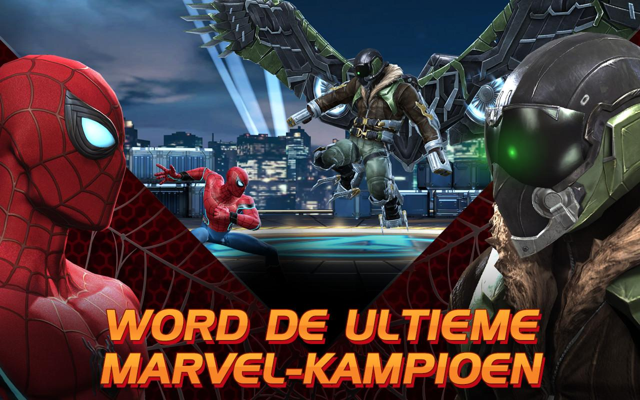 MARVEL Contest of Champions: screenshot