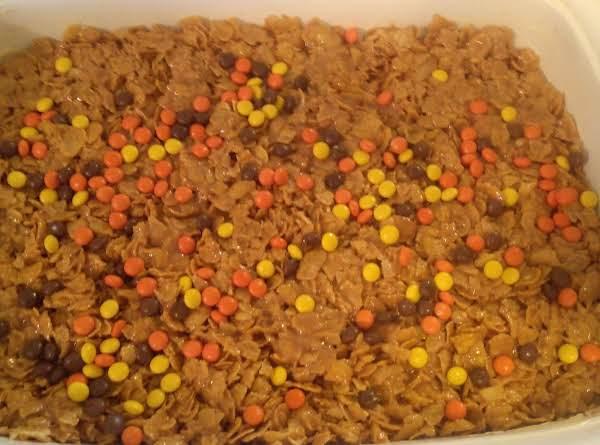 Peanut Butter Corn Flake Candy Recipe