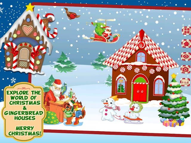 android Chrismas Scene Maker Screenshot 8