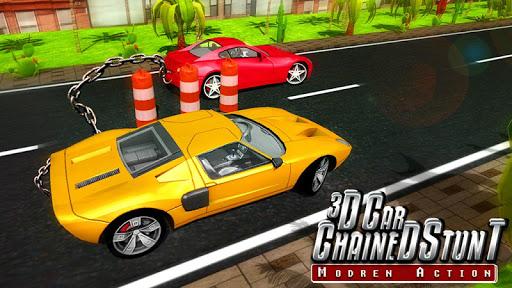 Chain Cars Speed Racing - Break Chain Driving  screenshots 1