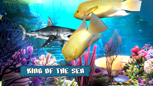 King of the Fish Tank: It's a fish eat fish world apkpoly screenshots 2
