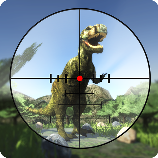 Dinosaur Hunter: Sniper shooting