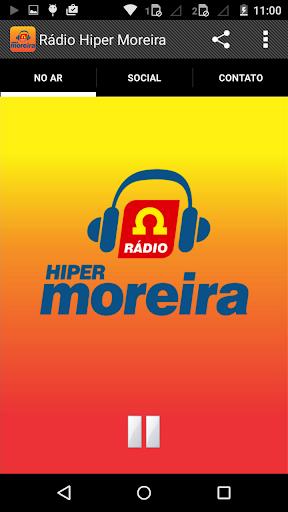 Rádio Hiper Moreira