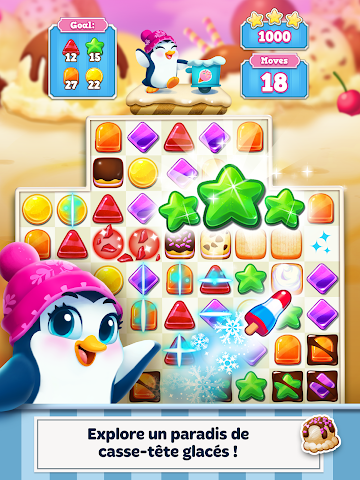 android Frozen Frenzy Mania Screenshot 0