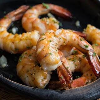 Gambas al Ajillo (Shrimp in Garlic Sauce)