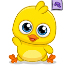 My Chicken - Virtual Pet Game file APK Free for PC, smart TV Download