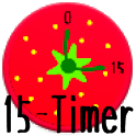 StrawberryTimer (Alarm clock) icon