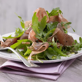 Arugula Salad with Prosciutto