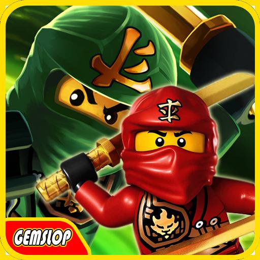 Gemslop LEGO Ninja Legend