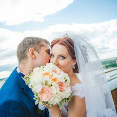 Wedding photographer Kristina Ceplish (kristinace). Photo of 31.08.2016