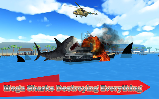 Shark Hunting 3d : Shark Games  screenshots 2