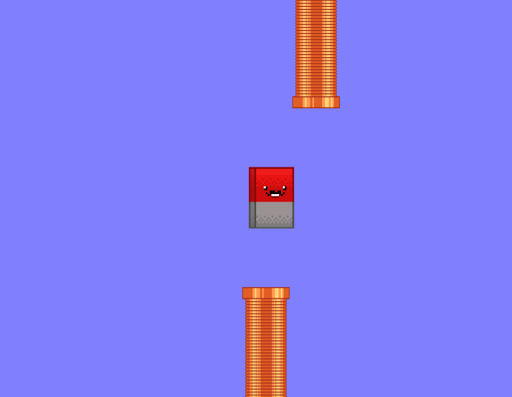 Magnet Jump: Flap Tap Jump Endless Hop  captures d'écran 2