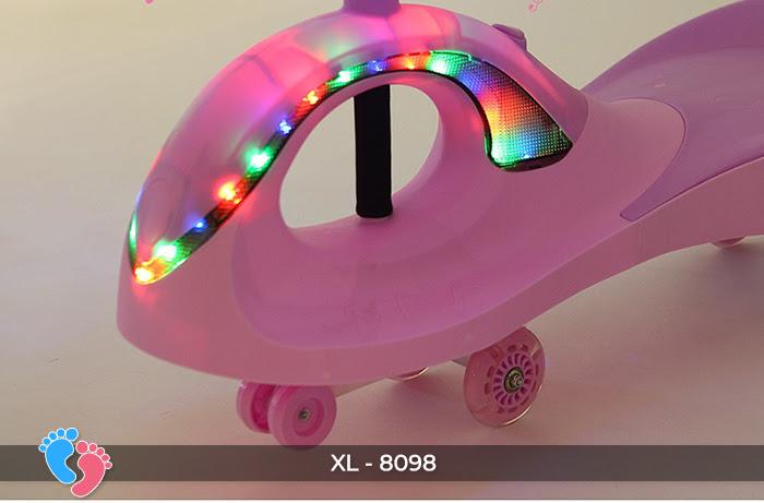 Xe lắc tay trẻ em Broller XL8098 18