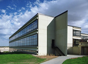 Photo: LINC Library - University of Lethbridge CPV Group Architects
