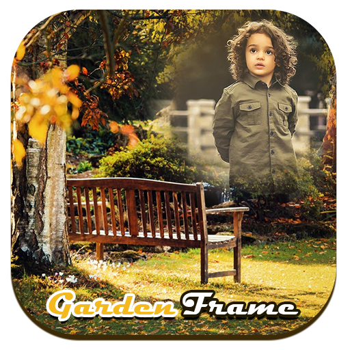 Garden Photo Frame 2018 new