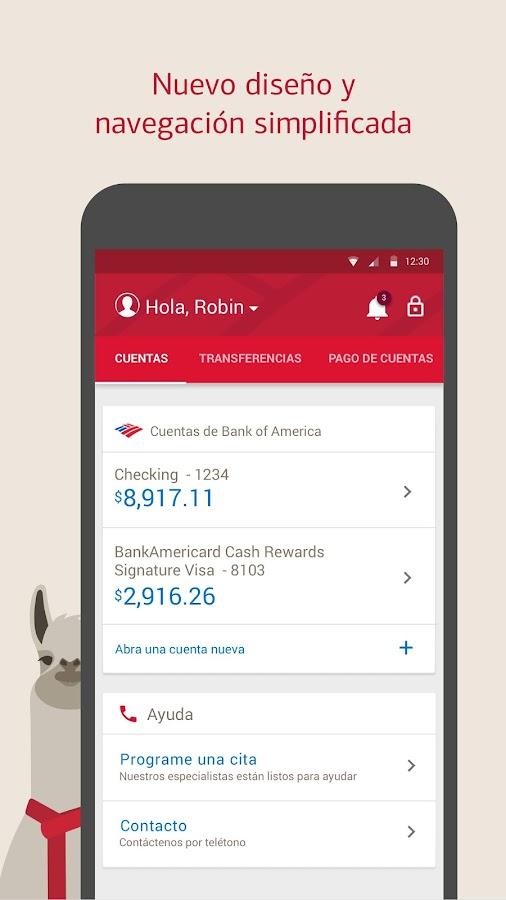 bank of america com en espanol en linea